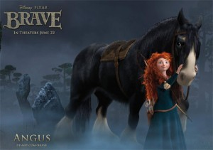 Brave, the movie